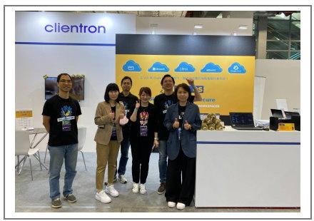 CYBERSEC 2021 臺灣資安大會照片1