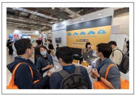 CYBERSEC 2021 臺灣資安大會照片2