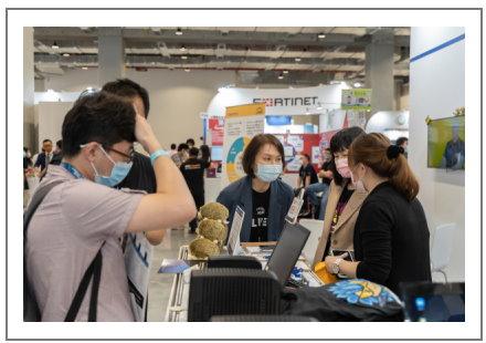 CyberSecurity 台灣資安大會照片4